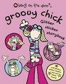 Groovy Chick Glitter Sticker Storybook