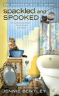 Spackled and Spooked (Do-It-Yourself Mystery, Bk 2)