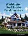 Washington Real Estate Fundamentals - 17th edition