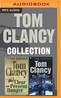 Tom Clancy - Collection The Hunt for Red October  Clear and Present Danger