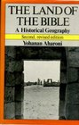 Land of the Bible Historical Geography