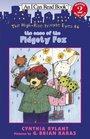 The Case of the Fidgety Fox