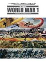 Frank Bellamy's the Story of World War One Limited Edition of 200 Numbered Copies Signed by the Editor