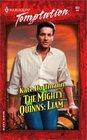 Liam (Mighty Quinns, Bk  5) (Harlequin Temptation, No 933)