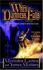 When Darkness Falls (Obsidian Trilogy,  Bk 3)