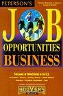 Peterson's Job Opportunities Business