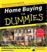 Home Buying For Dummies CD 3rd Edition