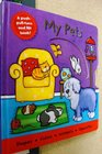 My Pets A Push-pull-turn and Lift Book