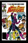 Avengers West Coast Epic Collection How The West Was Won
