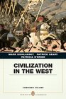 Civilization in the West Penguin Academic Edition Combined Volume