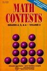 Math Contests Volume 2  11 Actual  Complete Regional  National Contests