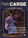 Carse: Urban Aid for Fantasy Roleplaying