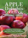 Apple Delights Cookbook Christian Edition