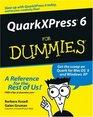 QuarkXPress 6 for Dummies