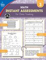 Instant Assessments for Data Tracking Grade 3 Math