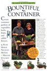McGee Stuckey's Bountiful Container: Create Container Gardens of Vegetables, Herbs, Fruits, and Edible Flowers
