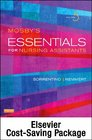 Mosby's Essentials for Nursing Assistants - Text and Mosby's Nursing Assistant Skills DVD - Student Version 40 Package 5e