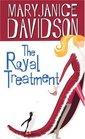 The Royal Treatment (Alaskan Royals, Bk 1)
