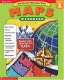 Scholastic Success With Maps Workbook Grade 1