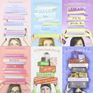 The Complete MotherDaughter Book Club Collection The MotherDaughter Book Club Much Ado About Anne Dear Pen Pal Pies  Prejudice Home for the Holidays Wish You Were Eyre