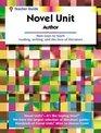Tiger Rising - Teacher Guide by Novel Units Inc