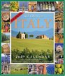365 Days in Italy Calendar 2009