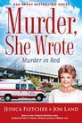 Murder in Red (Murder, She Wrote, Bk 49)