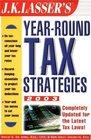 JK Lasser's Year-Round Tax Strategies 2003