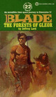 The Forests of Gleor (Richard Blade,  No 22)