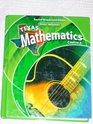 Texas Mathematics  Course 3 Teacher Wraparound Edition