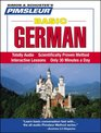 Basic German: Learn to Speak and Understand German with Pimsleur Language Programs (Simon & Schuster's Pimsleur)