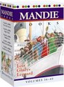 Mandie Books Pack Volumes 36-40