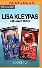 Lisa Kleypas Hathaway Series Books 1-2 Mine Till Midnight  Seduce Me at Sunrise