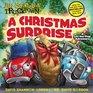 A Christmas Surprise A Lift-the-Flap Adventure