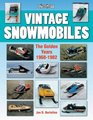 Vintage Snowmobiles: The Golden Years 1968-1982 (Photo Gallery)