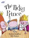 The Picky Prince Year 2/P3 White level