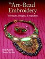 The Art of Bead Embroidery Techniques Designs  Inspirations