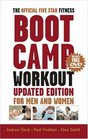 The Official Five-Star Fitness Boot Camp Workout Updated Edition For Men and Women