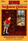 Schoolhouse Mystery  (Boxcar Children, Bk 10)