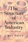 Structure of American Industry The