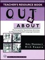 Out and About Teacher's Resource Book Photocopiable Teacherless Activities for Beginning English Language Learners