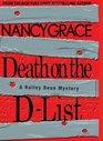 Death on the D-List (Hailey Dean, Bk 2)
