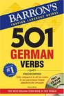 501 German Verbs with CD-ROM