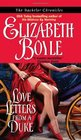 Love Letters From A Duke (Bachelor Chronicles, Bk 3)