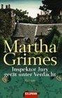 Inspektor Jury gert unter Verdacht