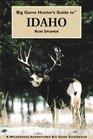Big Game Hunter's Guide to Idaho