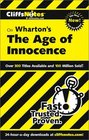 Cliffs Notes Wharton's The Age of Innocence