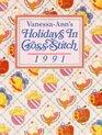 Holidays in Cross-Stitch 1991