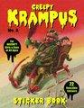 Krampus Sticker Book No 2