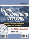 Typing and Keyboarding for Everyone  12th edition